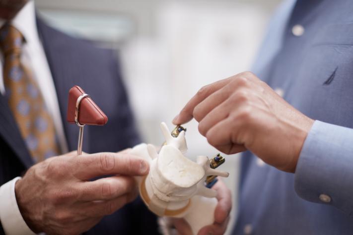 Spine - Orthopaedic Surgeons - Grand Rapids, MI - Orthopaedic