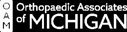 Orthopaedic Surgeons – Grand Rapids, MI – Orthopaedic Associates of Michigan Logo