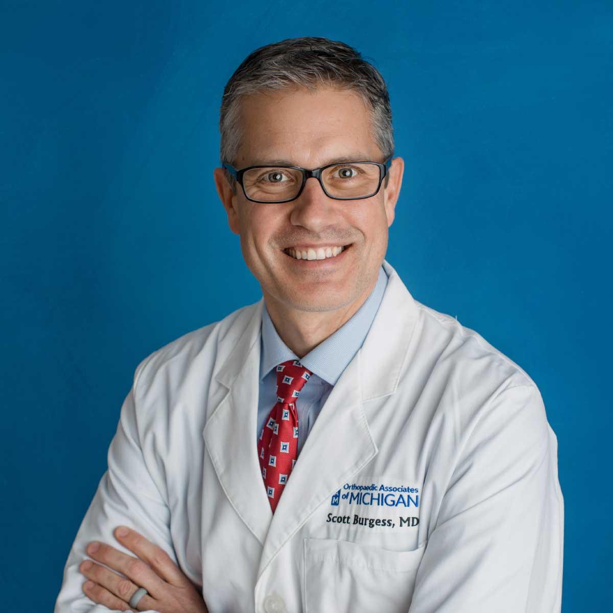 Scott Burgess, MD
