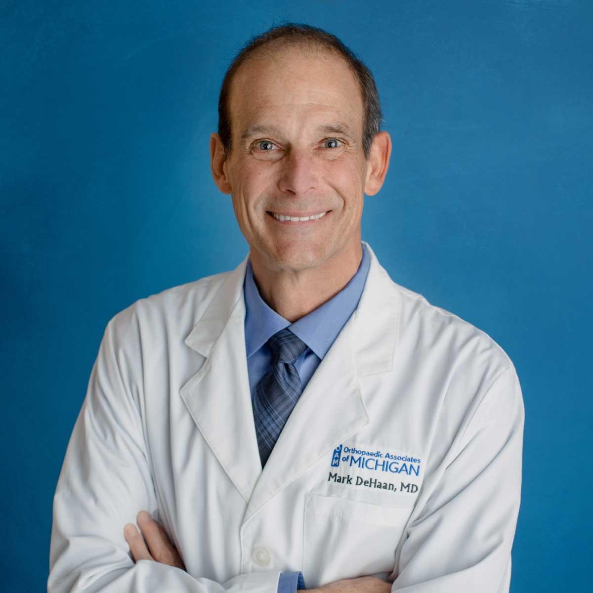 Mark DeHaan, MD