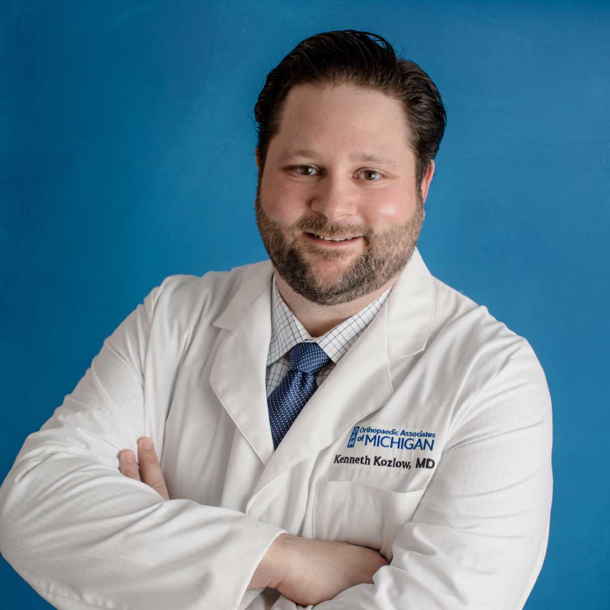 Kenneth Kozlow, MD