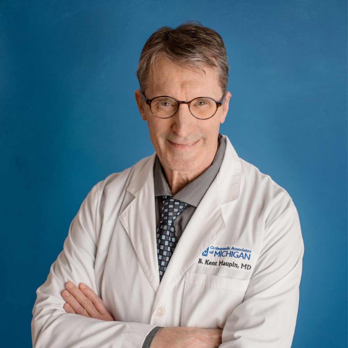B. Kent Maupin, MD