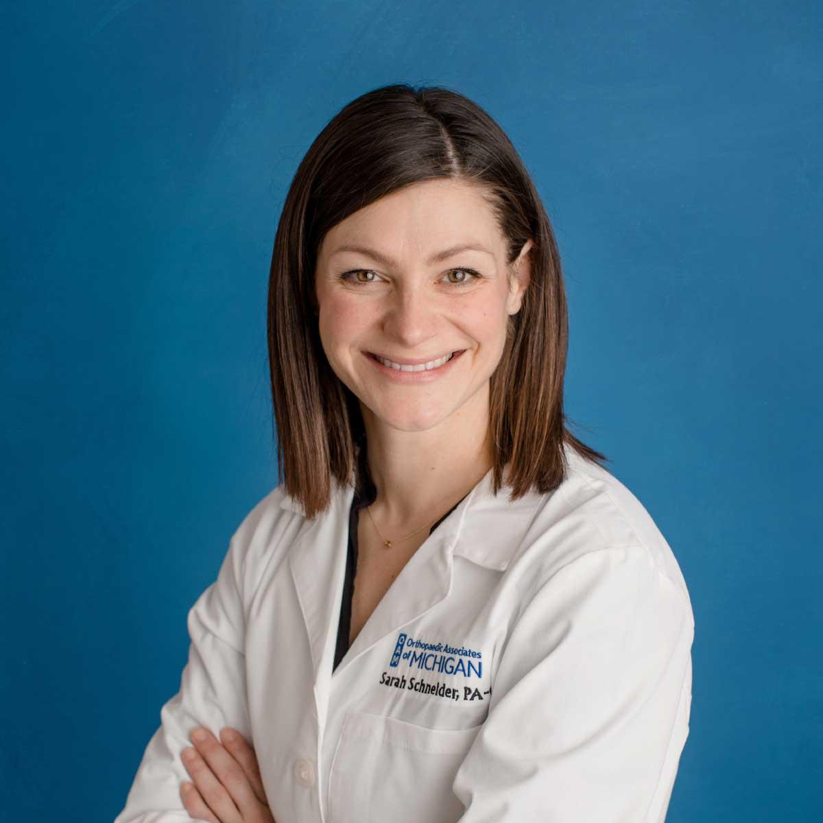 Sarah Schneider, PA-C