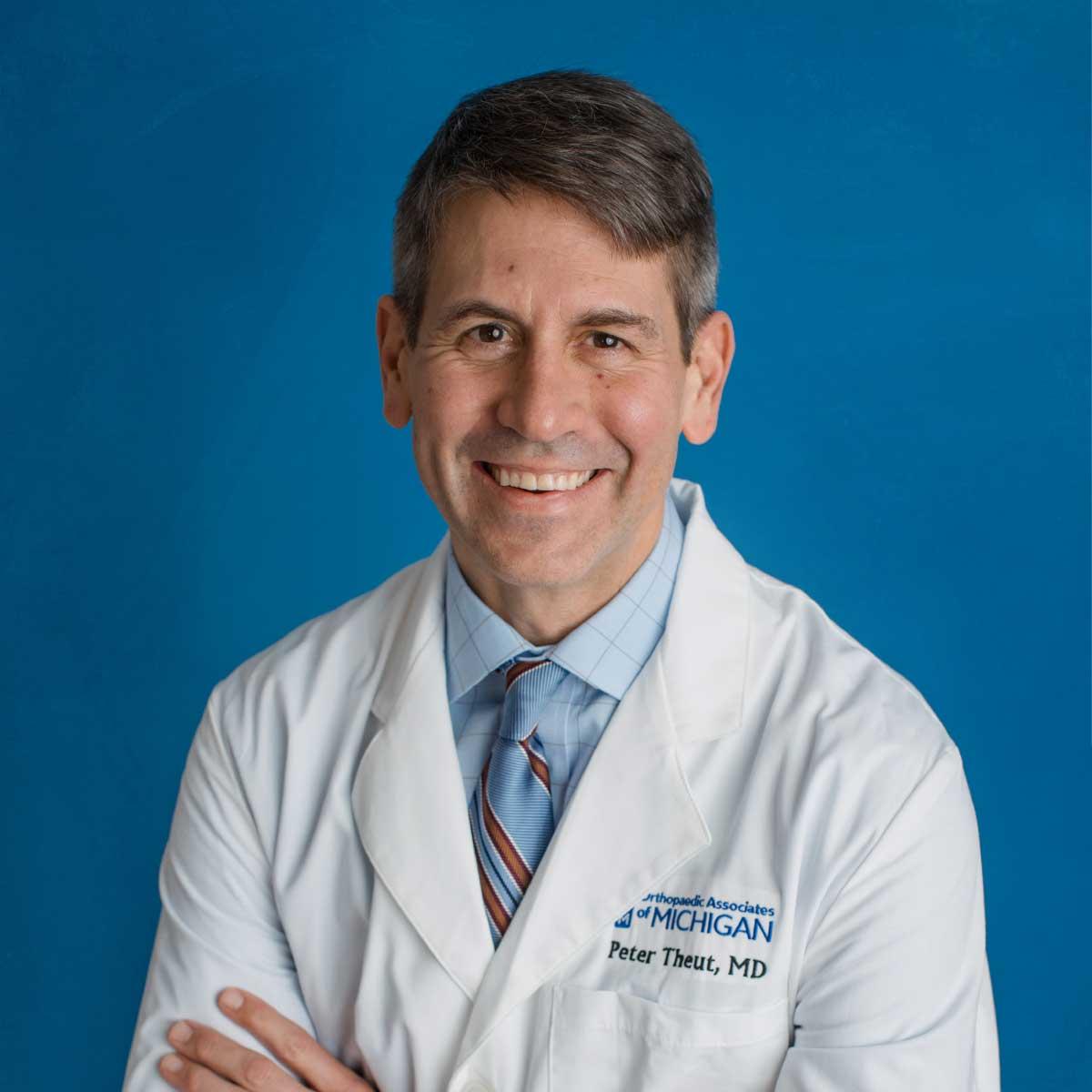 Peter Theut, MD