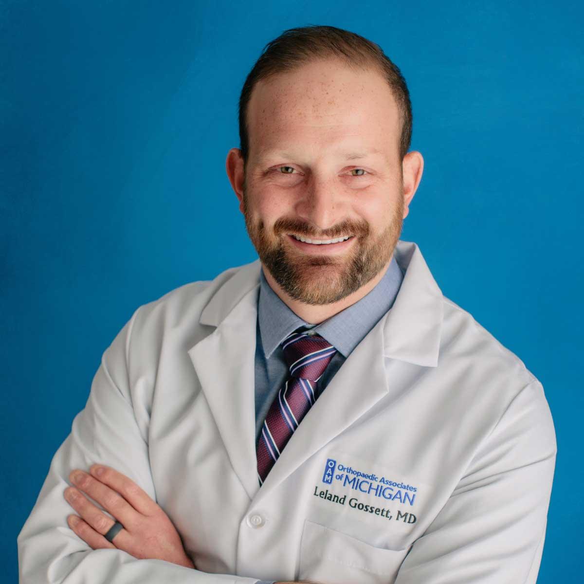 Leland Gossett, MD